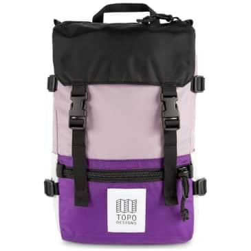 Topo Rover Pack Mini - Light Purple / Purple / Black