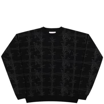 Yardsale Barbera Knit - Black / Black