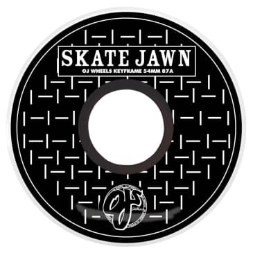 OJ Wheels - Skate Jawn Keyframe 87a 54MM