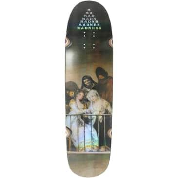 "Madness Skateboards - 8.5"" Creeper R7 Skateboard Deck (Holographic)"