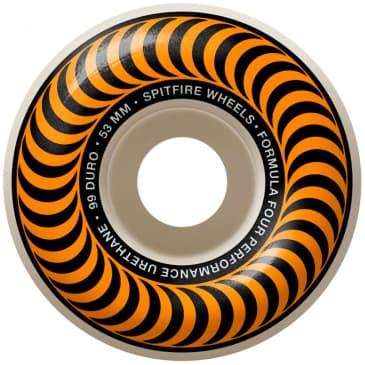 Spitfire Formula Four Wheels | Classics 99 | Orange 53mm