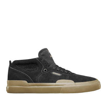 Emerica Pillar Skate Shoes - Black / Gum