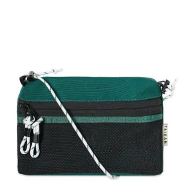 Taikan Sacoche Small Bag Green