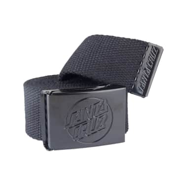 Santa Cruz - Rodeo Belt - Black