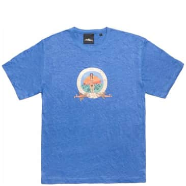 Come To My Church Eve T-Shirt - Blue