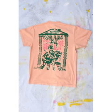 Under One Roof S/S T-shirt - Bark