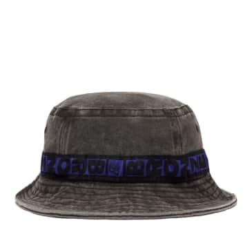 Bronze 56K Bucket Hat - Washed Black
