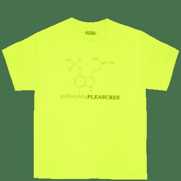 Pleasures Psilocybin T-Shirt - Neon Green