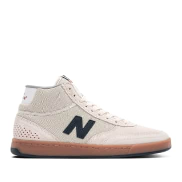 New Balance Numeric 440 High Shoes - Navy / Red