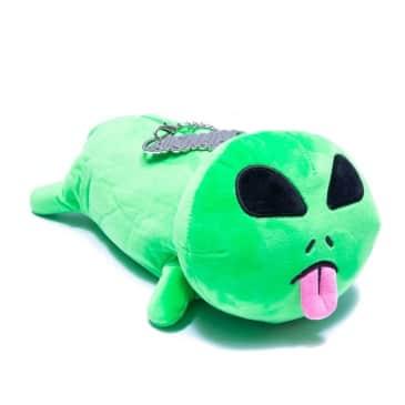 Ripndip Whole Gang Plush Carrying Bag - Alien