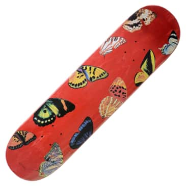 """Quasi Butterfly Red Deck (8.0"""")"""