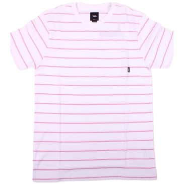 Vans Lined Up T-Shirt - White