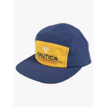 Diamond - Nautica Camper Hat (Navy)