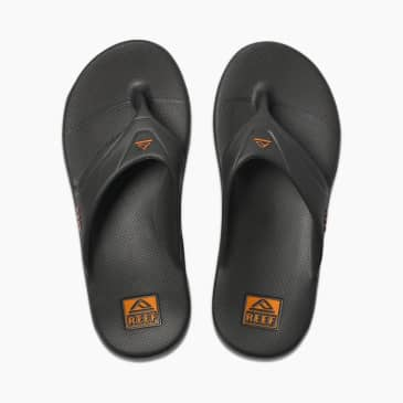 Reef - Reef One Flip-Flop | Grey & Orange