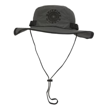 SPITFIRE Classic 87 Swirl Boonie Hat Charcoal