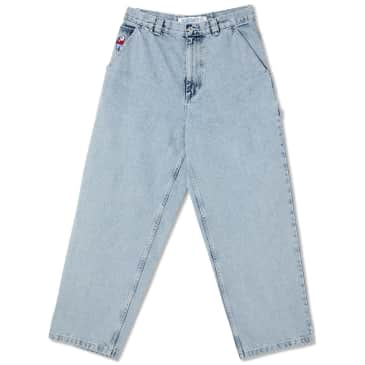 Polar Skate Co Big Boy Work Pants - Light Blue