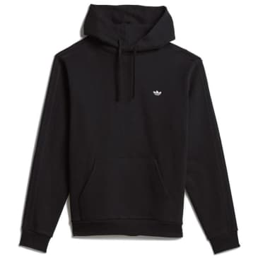 adidas Skateboarding Heavyweight Shmoofoil Hoodie - Black / White
