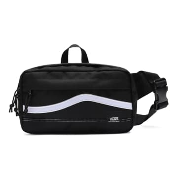 Vans Construct Cross Body Bag Black