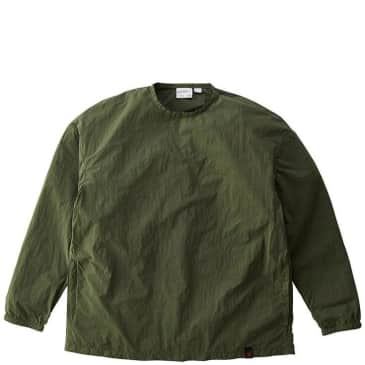 Gramicci Packable Camp Long Sleeve T-Shirt - Olive