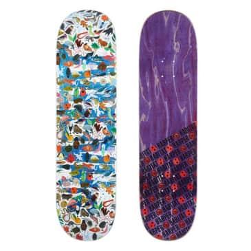 "Habitat Harper Tree Of Life Skateboard Deck - 8.375"""