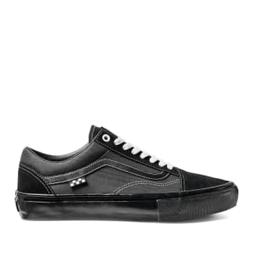 Vans Skate Old Skool Shoes - Black