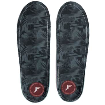 FootPrint - Game Changer Insoles - Dark Grey Camo