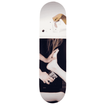 Isle Skateboards Artist Series Jenna Westra Mike Arnold Skateboard Deck - 8.5