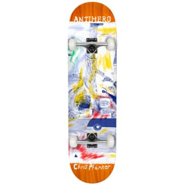 Anti Hero - Pfanner SF Then And Now - Complete Skateboard - 8.06''