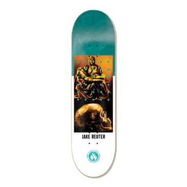"Black Label Jake Reuter Juxtapose 8.75"" Deck"