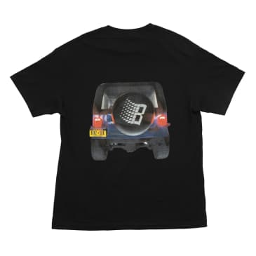 Bronze 56k Jeep T-Shirt - Black