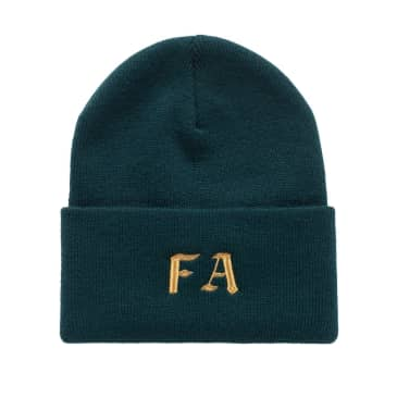 Fucking Awesome Beanie Children Of A Lesser God Forest Green