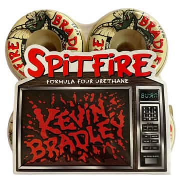 Spitfire Wheels F4 Bradley After Midnight Conical 53mm99A