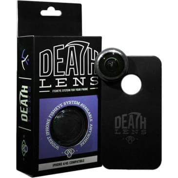 Death Lens I-Phone 4/4s Fisheye Lens