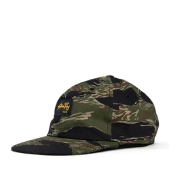 Stan Ray Ball Cap - Green Tigerstripe Ripstop