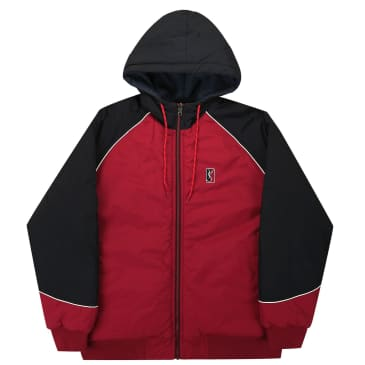 Yardsale Reversible Jacket - Red / Black / Blue