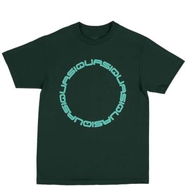 Quasi Infinity T-Shirt - Forest