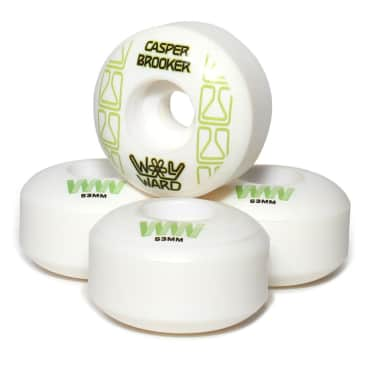 Wayward Wheels - Wayward - Funnel Pro Wheel - Casper Brooker - 53mm