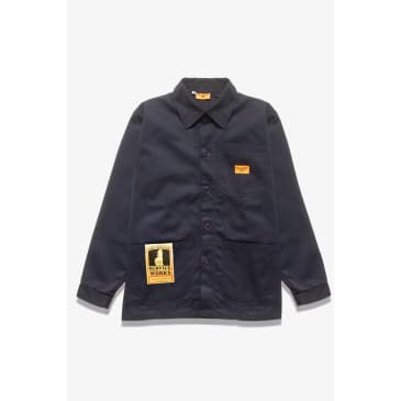 Service Works - Bakers Work Jacket - Navy