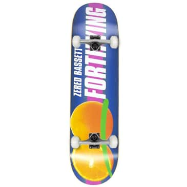 Alltimers - Fortifying Zered - Complete Skateboard - 8.25''