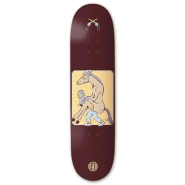 """The Drawing Boards - Horsepower Deck 8"""" Wide"""