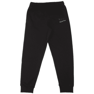 Mr Nice Only Smoke The Best Jogger - Black