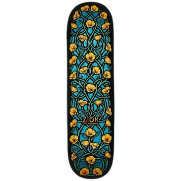 Real Zion Intertwined Deck (8.5)