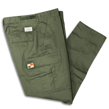 No-Comply Cargo Pants -Panama- Olive