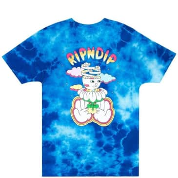 Ripndip Imagine T-Shirt - Blue Lighting Wash
