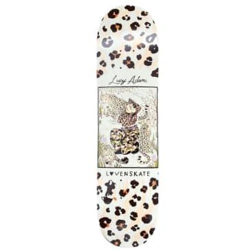 Lovenskate Master of Camouflage Lucy Adams Skateboard Deck - 8