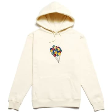 Chrystie NYC NYC Balloon Boy Hoodie - Bone