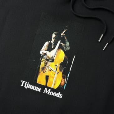 Butter Goods Tijuana Moods Pullover Hoodie - Black