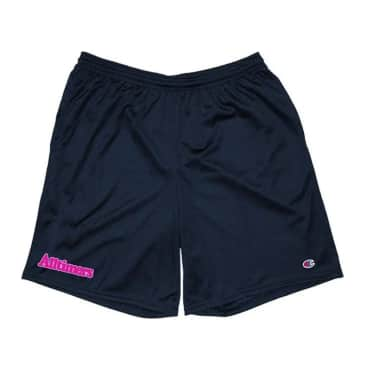 Alltimers Embroidered Broadway Shorts - Navy