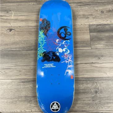 Welcome skateboards Flash On Moon trimmer 8.5