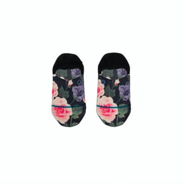 Stance Women's Meet You There No Show Socks - Black